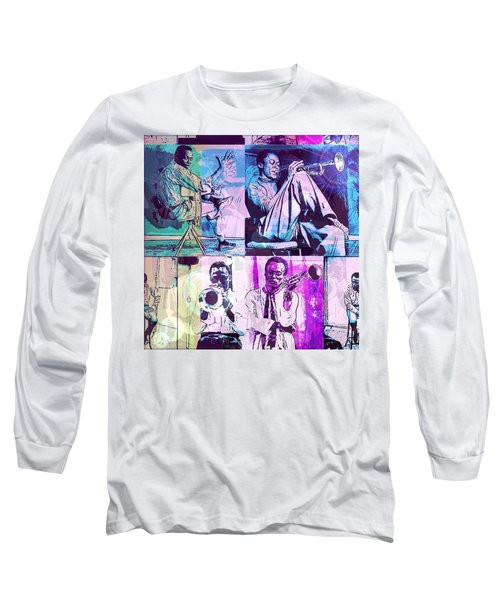 Birth Of The Cool Long Sleeve T-Shirt