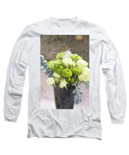 Long Sleeve T-Shirt featuring the photograph Birthday Wishes by Joan Bertucci