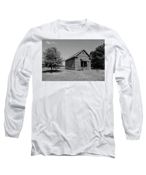 Black And White 108 Long Sleeve T-Shirt