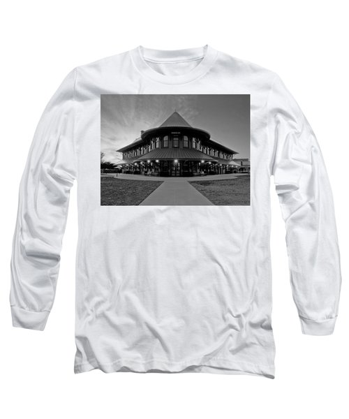 Black And White 139 Long Sleeve T-Shirt