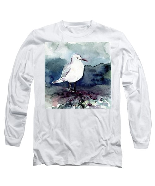 Black-billed Gull Long Sleeve T-Shirt