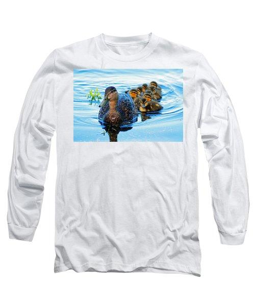 Black Duck Brood Long Sleeve T-Shirt