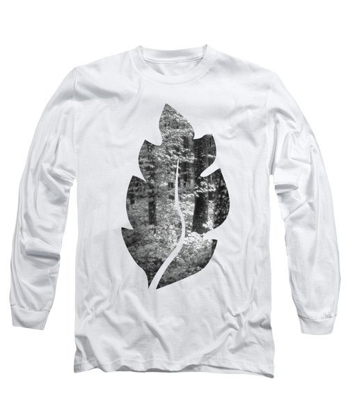 Black Forest Long Sleeve T-Shirt by AugenWerk Susann Serfezi