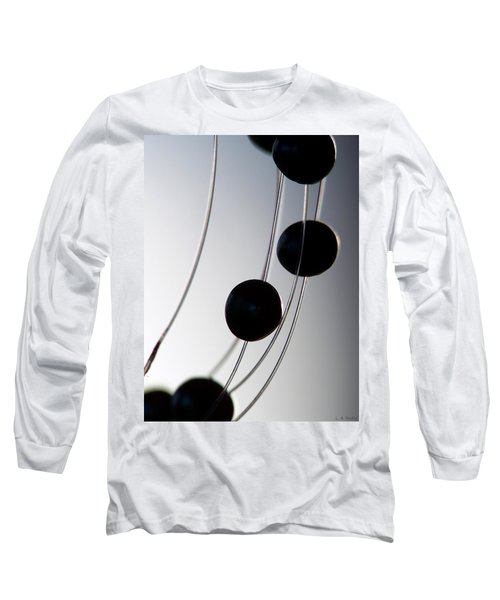 Black Pearls Long Sleeve T-Shirt