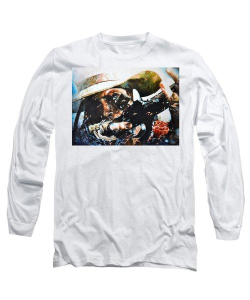 Black Powder Long Sleeve T-Shirt