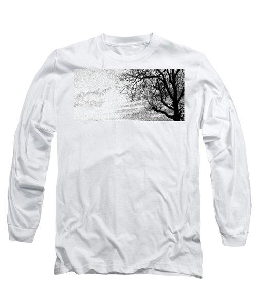 Black Rain Long Sleeve T-Shirt