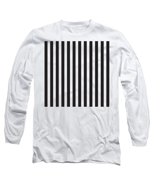Black Stripes Long Sleeve T-Shirt