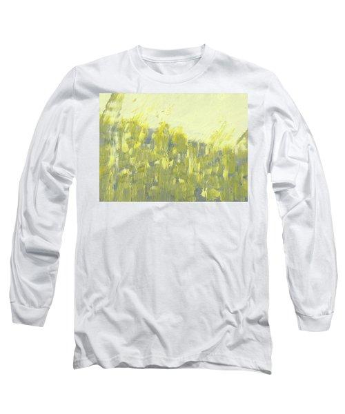 Bladverk I Motljus  - Sunlit Leafs_0158 Up To 76 X 51 Cm Long Sleeve T-Shirt