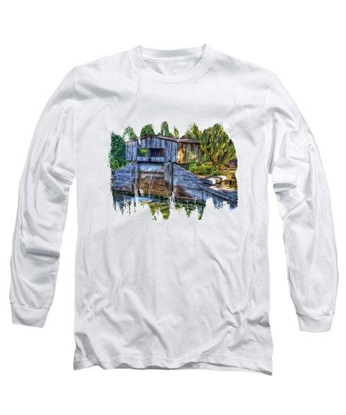 Blakes Pond House Long Sleeve T-Shirt
