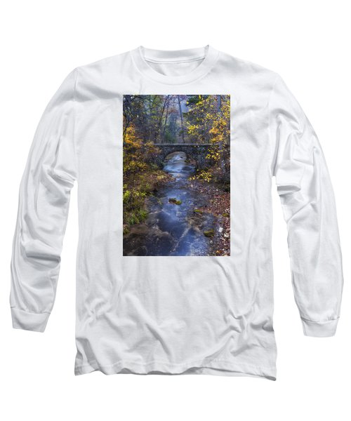 Blanchard Stone Bridge Long Sleeve T-Shirt