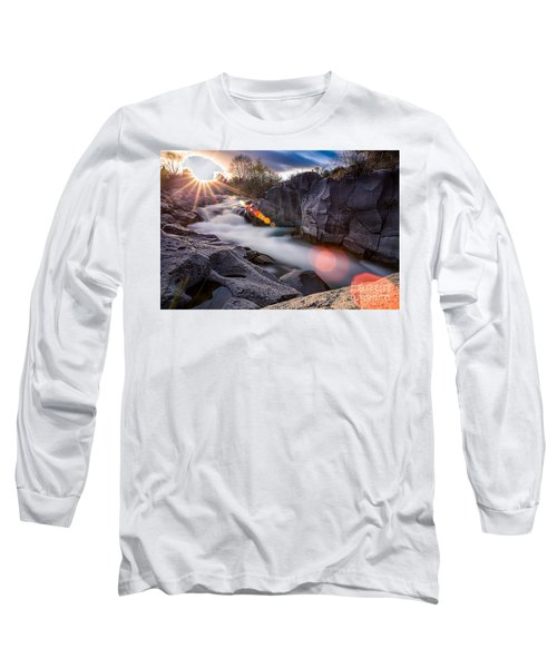 Blinded Long Sleeve T-Shirt by Giuseppe Torre