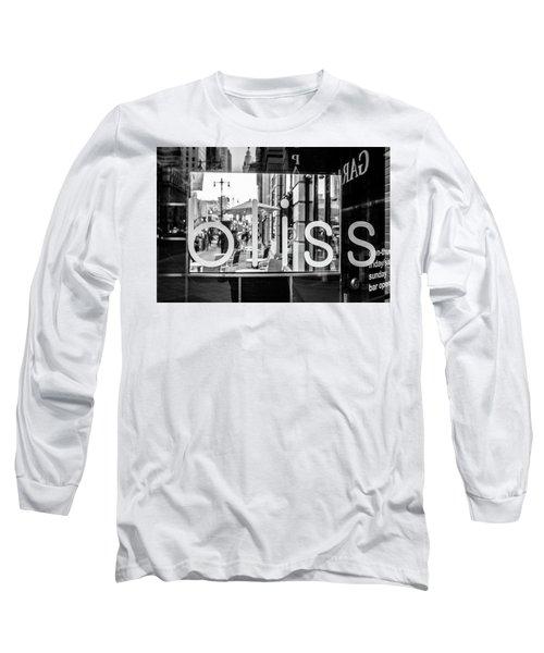 Bliss Long Sleeve T-Shirt by David Sutton
