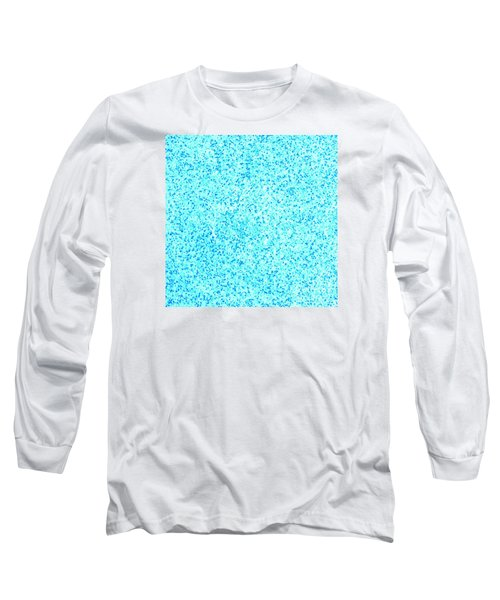 Bllue On Blue Long Sleeve T-Shirt