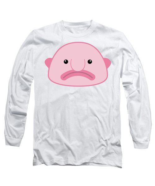 Blobfish Long Sleeve T-Shirt