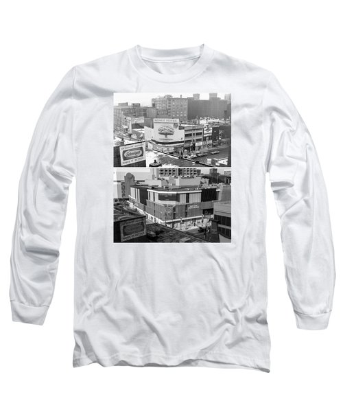 Block 'e' In Minneapolis Long Sleeve T-Shirt