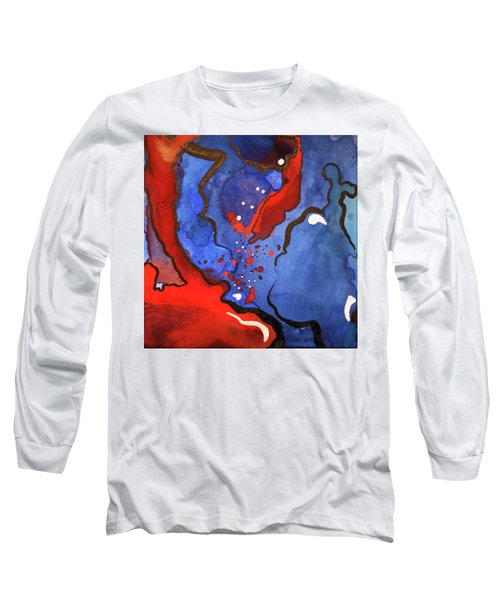 Blood In The Water 4 Of 4 Long Sleeve T-Shirt