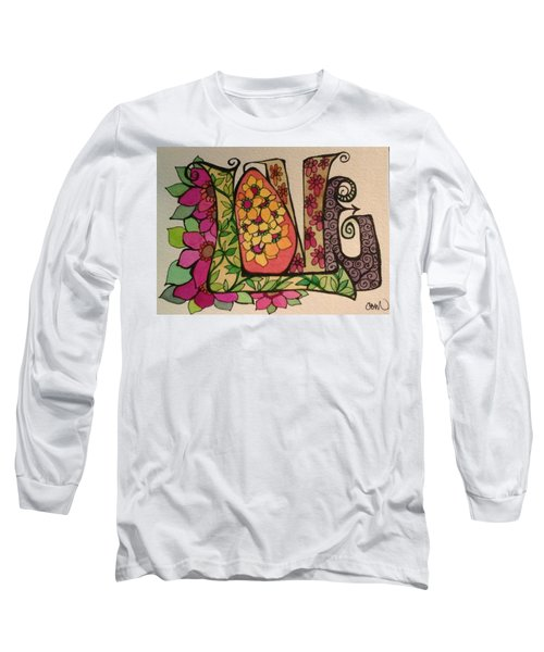 Blooming Love Long Sleeve T-Shirt