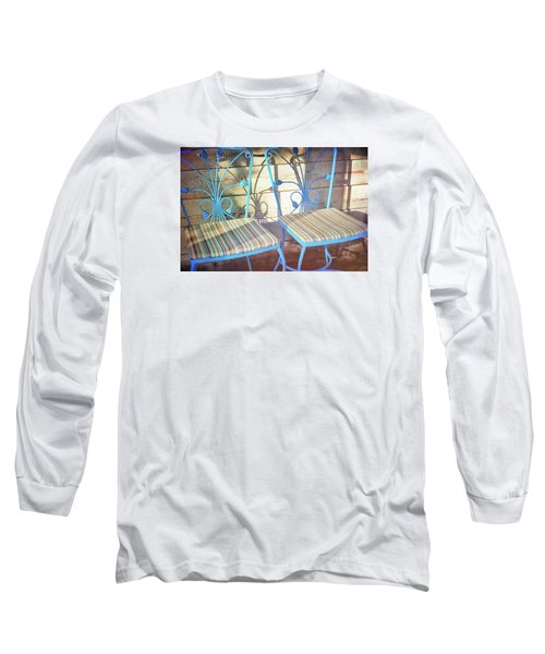 Blooming Seats Long Sleeve T-Shirt by JAMART Photography