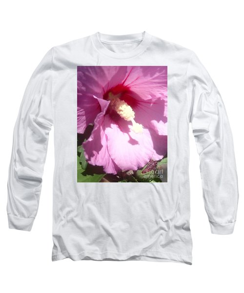 Blossom At Kirby Park Long Sleeve T-Shirt by Christina Verdgeline