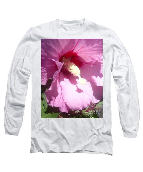 Blossom At Kirby Park Long Sleeve T-Shirt