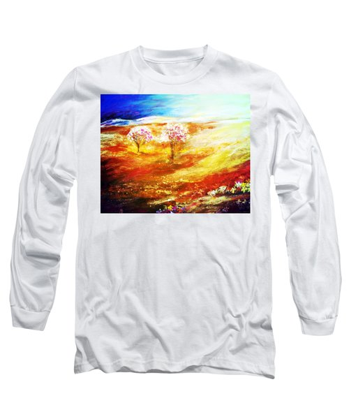 Blossom Dawn Long Sleeve T-Shirt