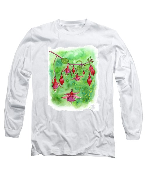 Blossom Fairies Long Sleeve T-Shirt