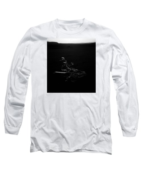 Long Sleeve T-Shirt featuring the photograph blow away England  by Jez C Self
