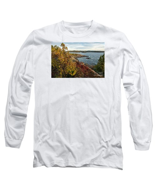Blowing In The Wind Long Sleeve T-Shirt