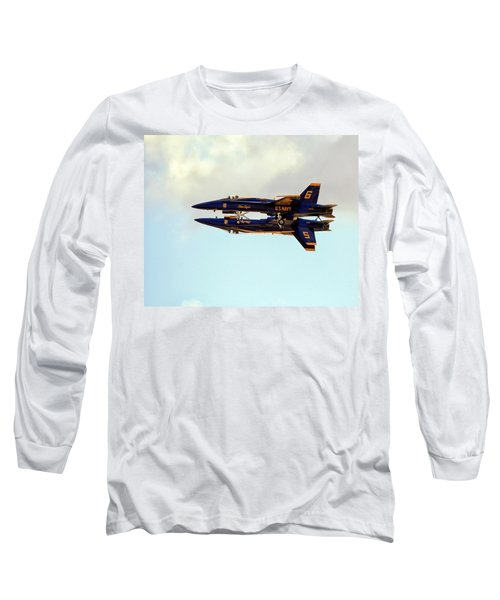 Blue Angels 1 Long Sleeve T-Shirt