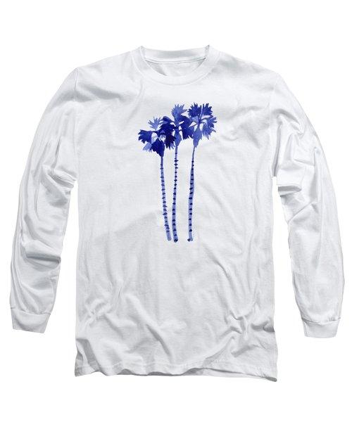 Blue Breezes Long Sleeve T-Shirt