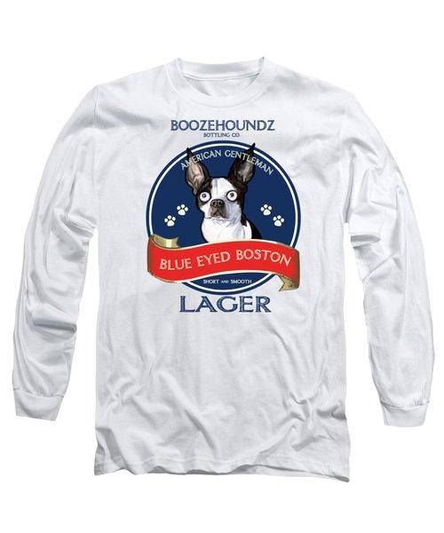 Blue Eyed Boston Lager Long Sleeve T-Shirt