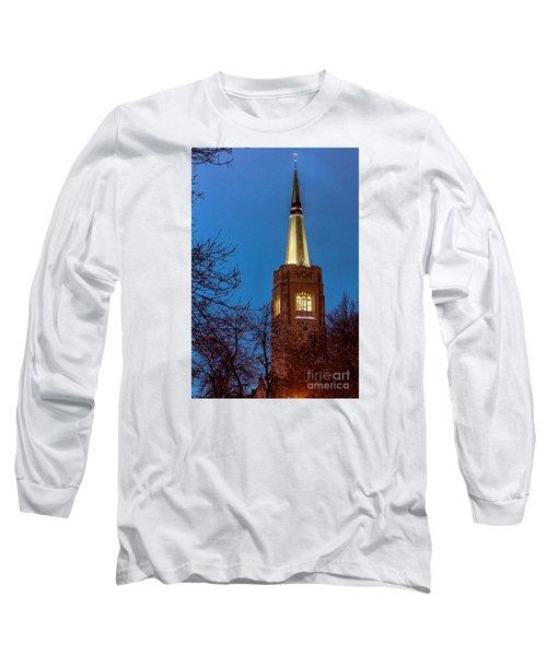 Blue Hour Steeple Long Sleeve T-Shirt