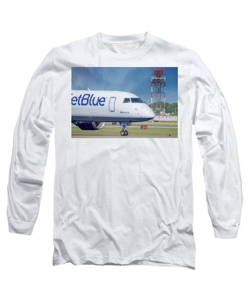 Blue La La Long Sleeve T-Shirt