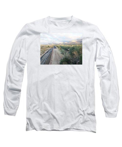 Blue Sky Long Sleeve T-Shirt