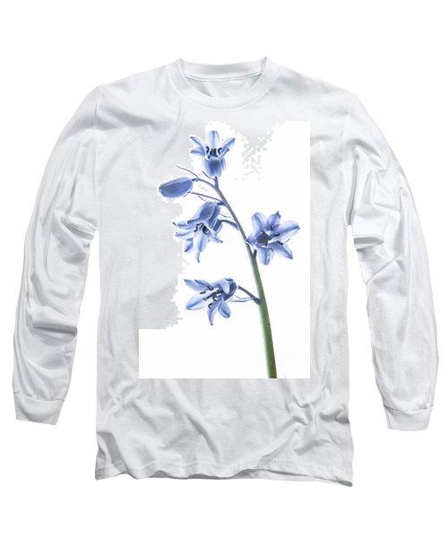 Bluebell Stem Long Sleeve T-Shirt