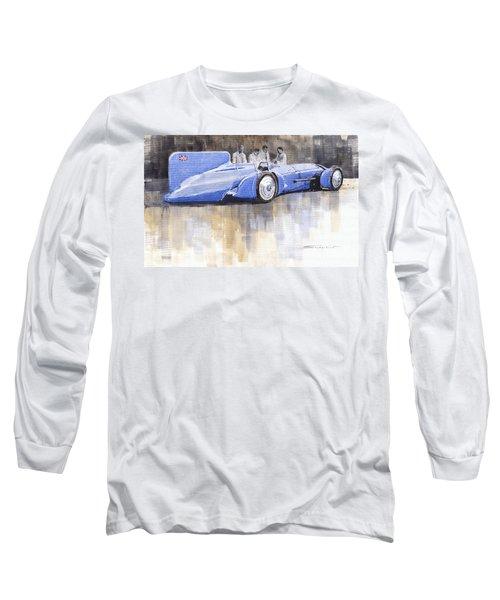 Bluebird World Land Speed Record Car 1931 Long Sleeve T-Shirt