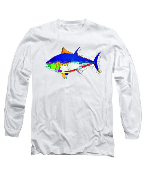 Bluefin Tuna  Long Sleeve T-Shirt