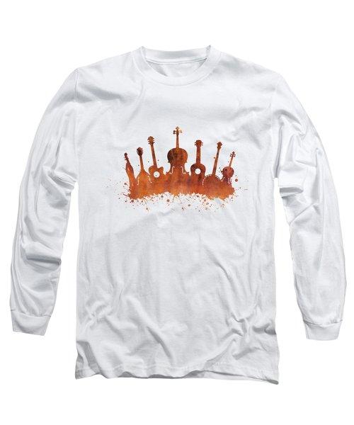 Bluegrass Explosion Long Sleeve T-Shirt