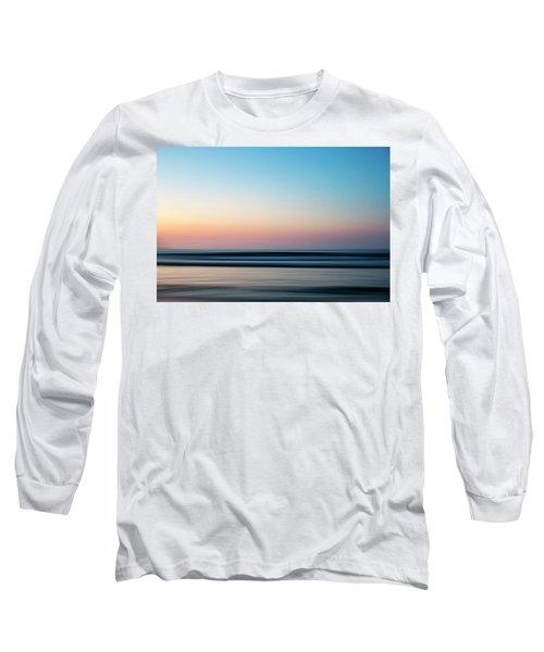 Blurred Long Sleeve T-Shirt