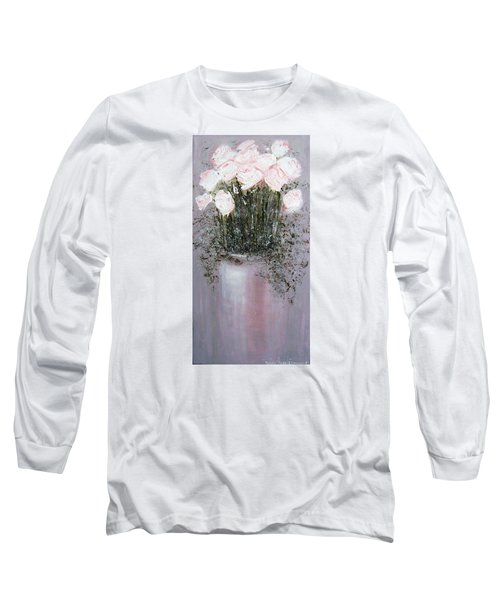 Blush - Original Artwork Long Sleeve T-Shirt