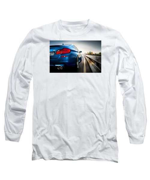 BMW Long Sleeve T-Shirt by Lanjee Chee