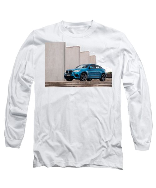 Bmw X6 Long Sleeve T-Shirt