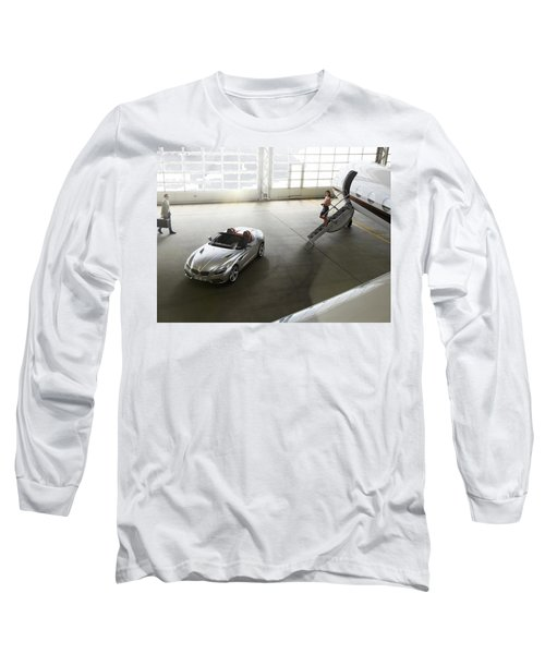 Bmw Zagato Roadster Long Sleeve T-Shirt