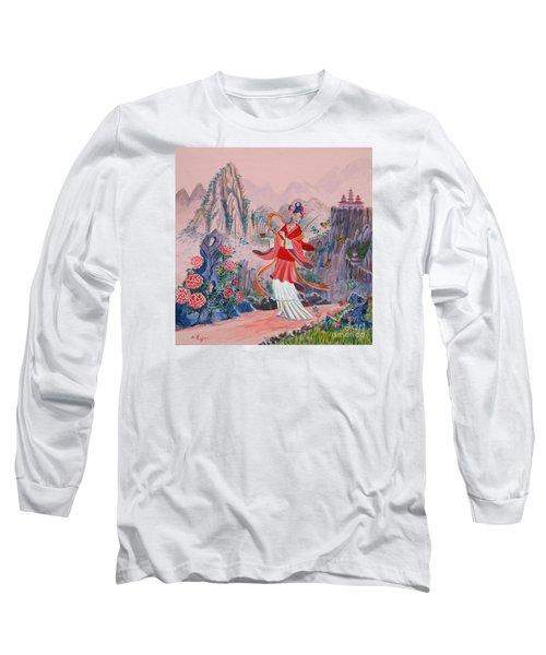 Bo Chaa Long Sleeve T-Shirt