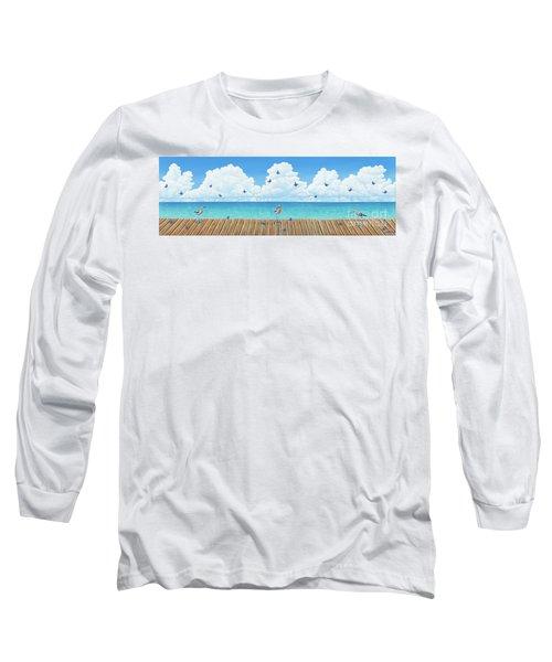 Board Meeting Long Sleeve T-Shirt