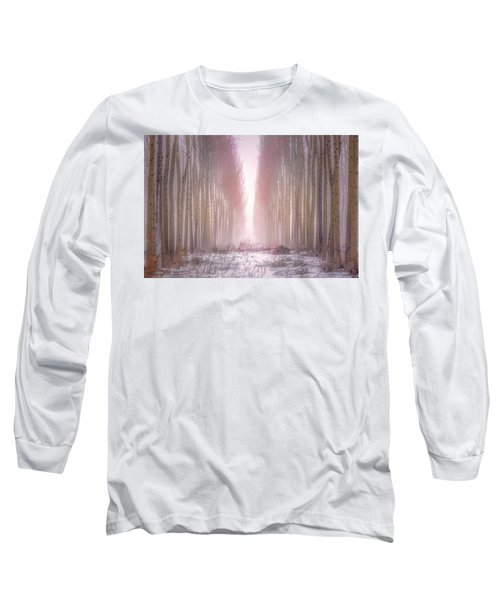 Boardman Tree Farm  Long Sleeve T-Shirt