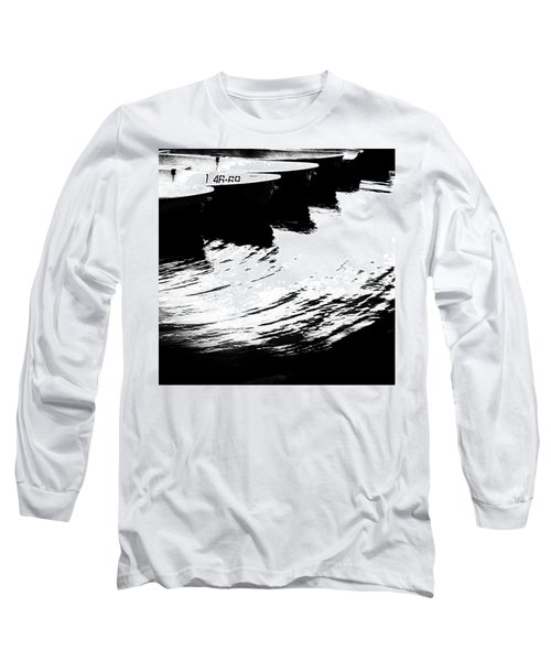 Boat #1 4669 Long Sleeve T-Shirt