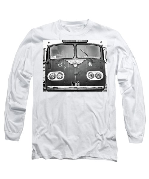 Bob Wills Tour Bus Bw Long Sleeve T-Shirt