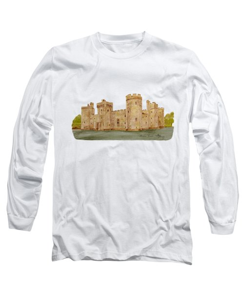 Bodiam Castle Long Sleeve T-Shirt