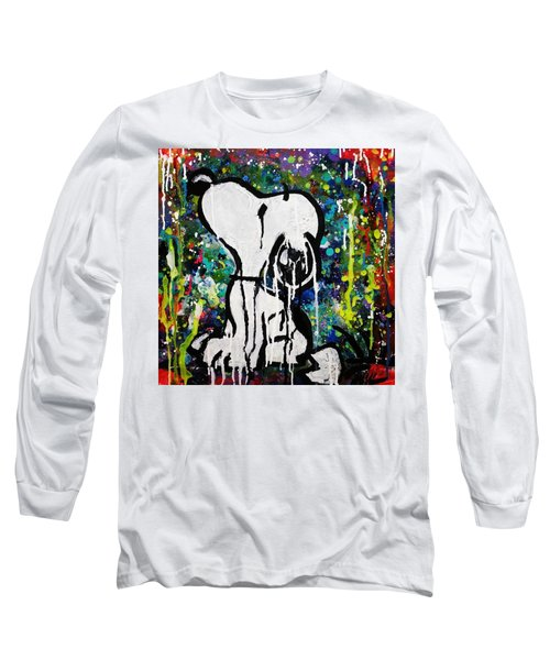 Bold.snoopy Long Sleeve T-Shirt